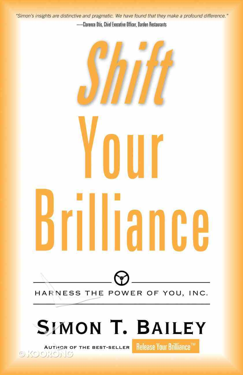 Shift Your Brilliance eBook