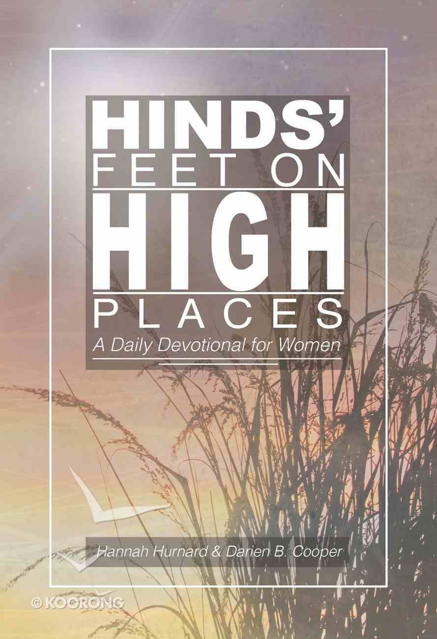 Hinds' Feet on High Places eBook