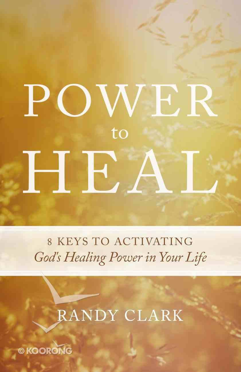 Power to Heal eBook