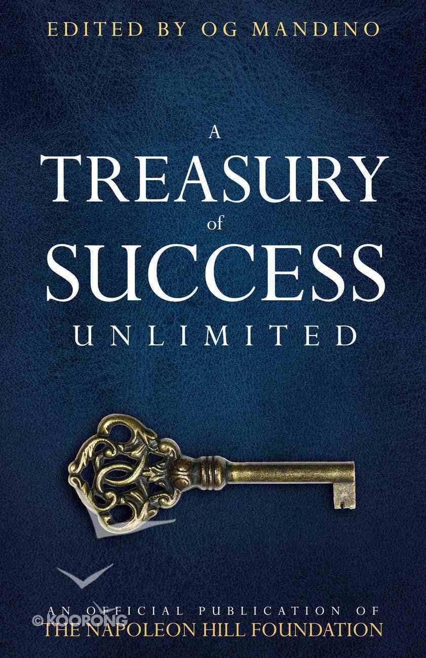 A Treasury of Success Unlimited eBook