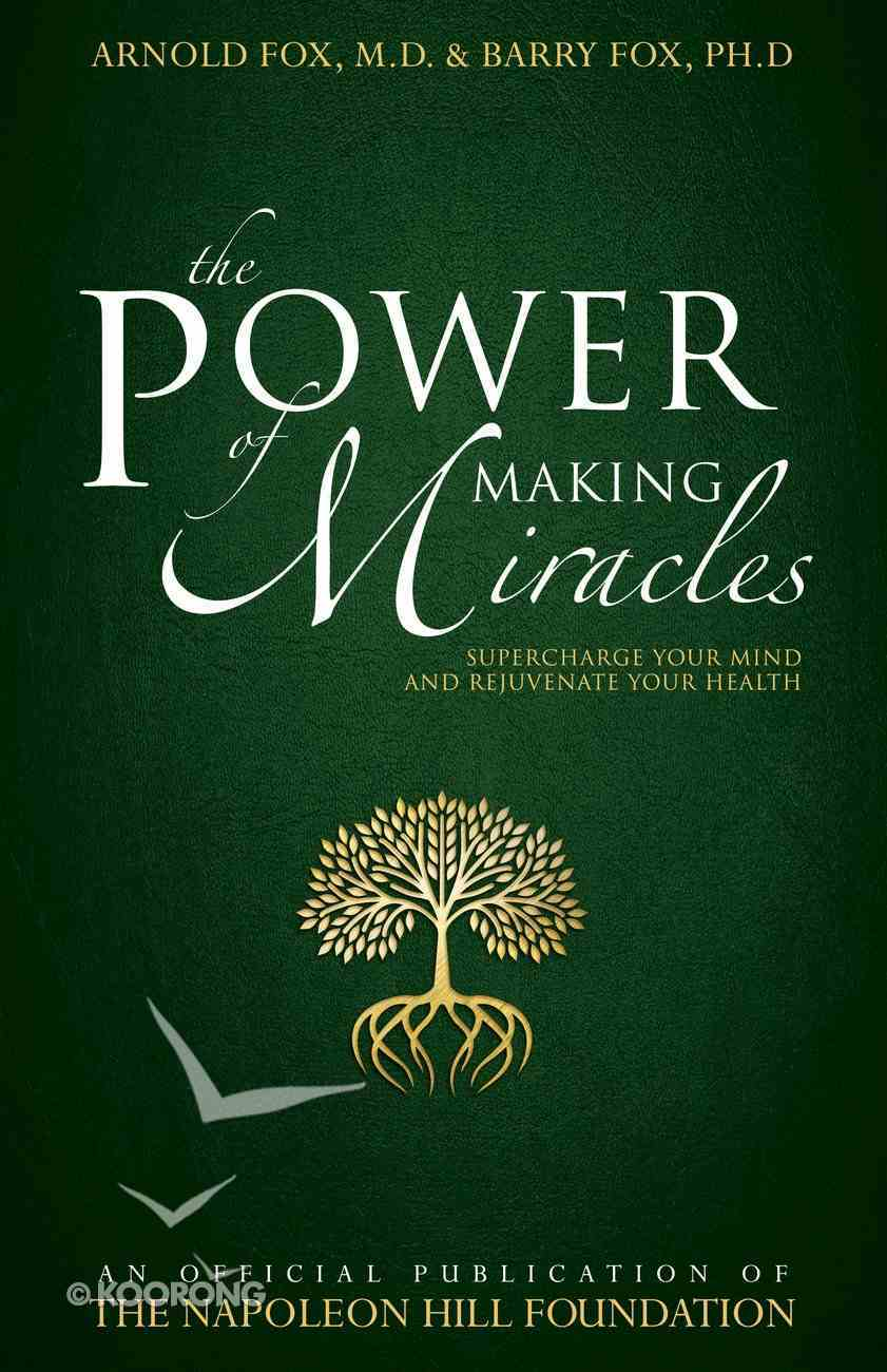 The Power of Making Miracles eBook