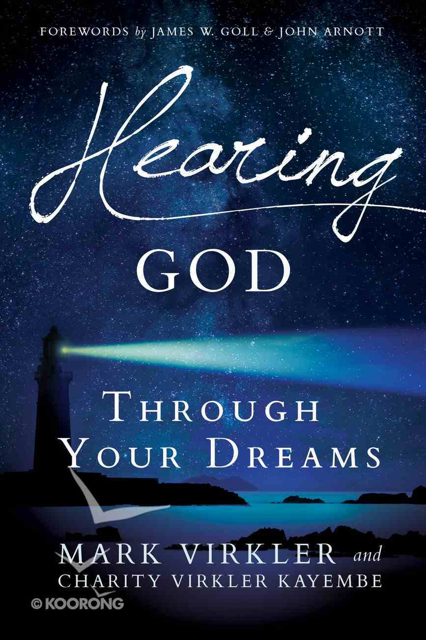 Hearing God Through Your Dreams eBook
