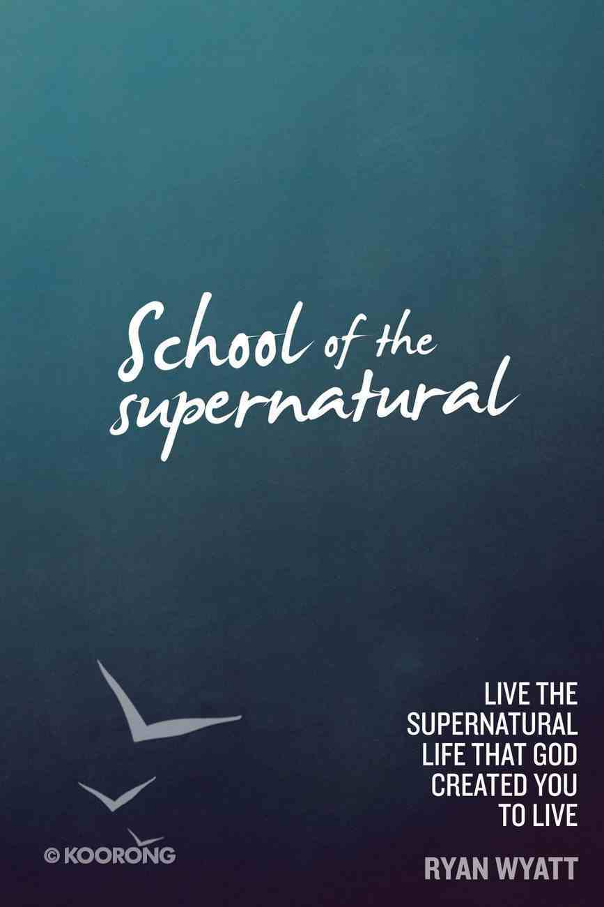 The School of the Supernatural eBook