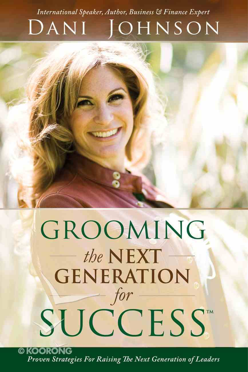 Grooming the Next Generation For Success eBook