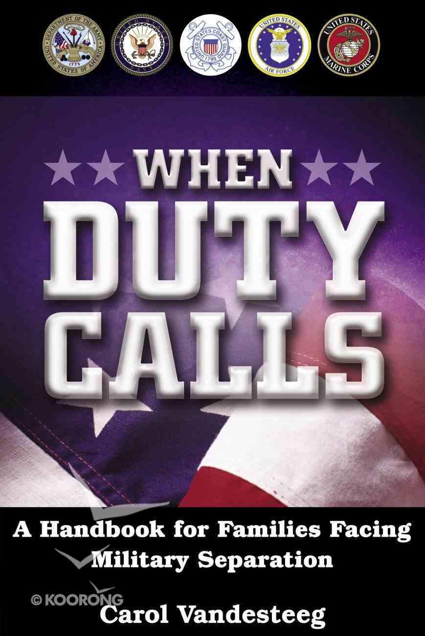 When Duty Calls eBook