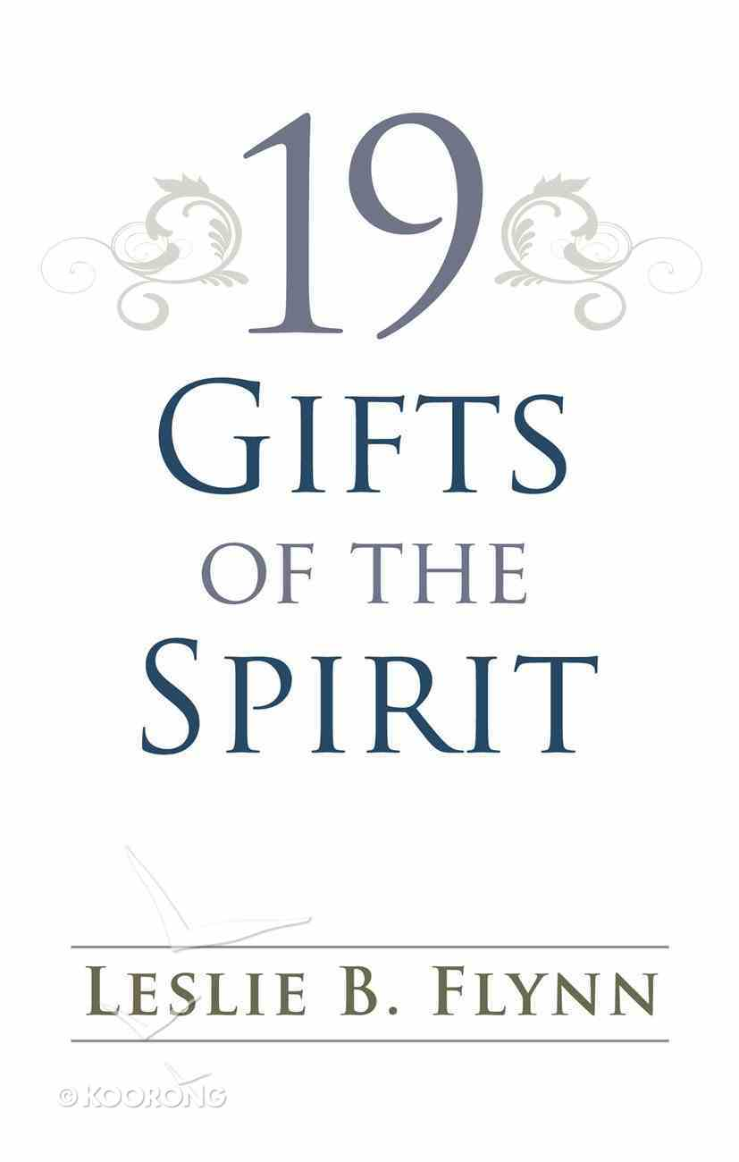 19 Gifts of the Spirit eBook
