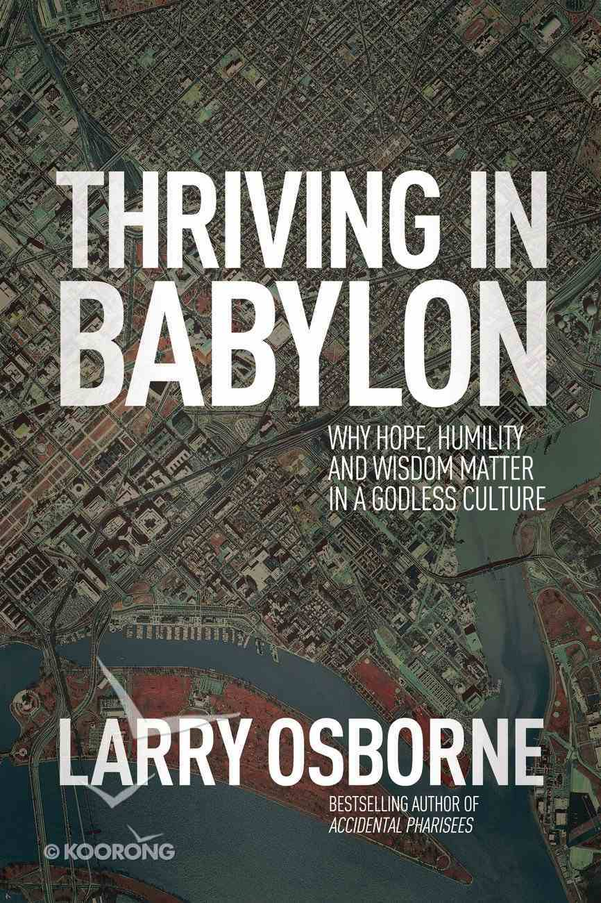 Thriving in Babylon eBook