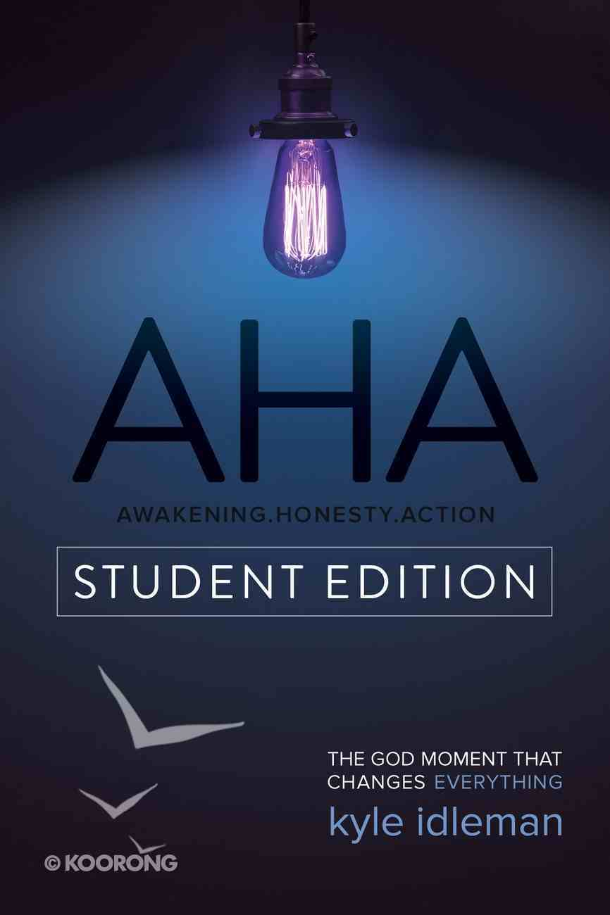 Aha Student Edition eBook