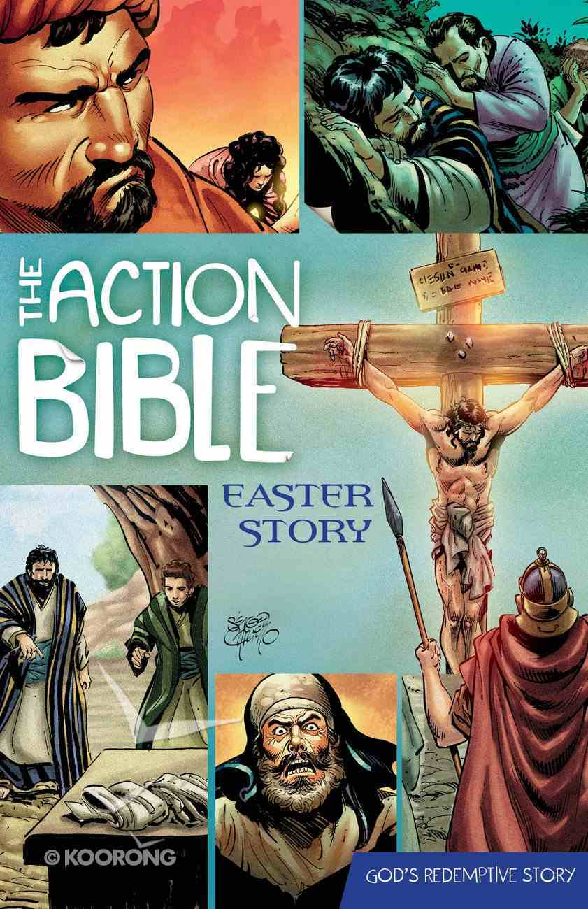 The Action Bible Easter Story eBook