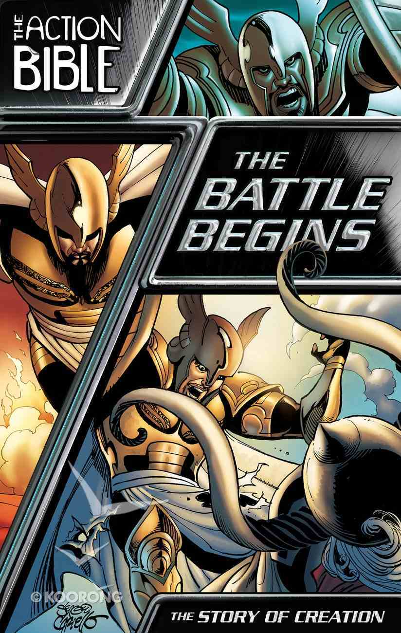 The Battle Begins eBook