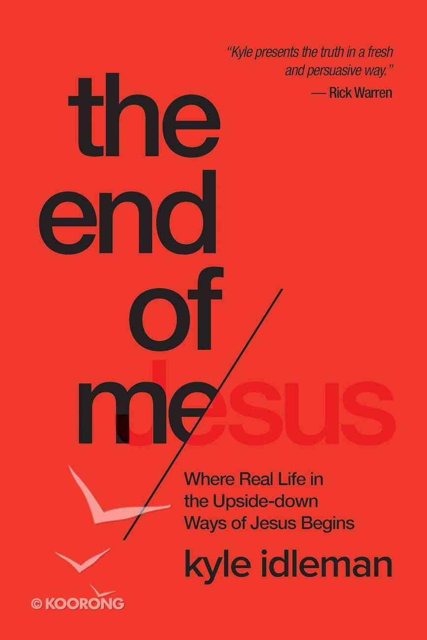 The End of Me eBook