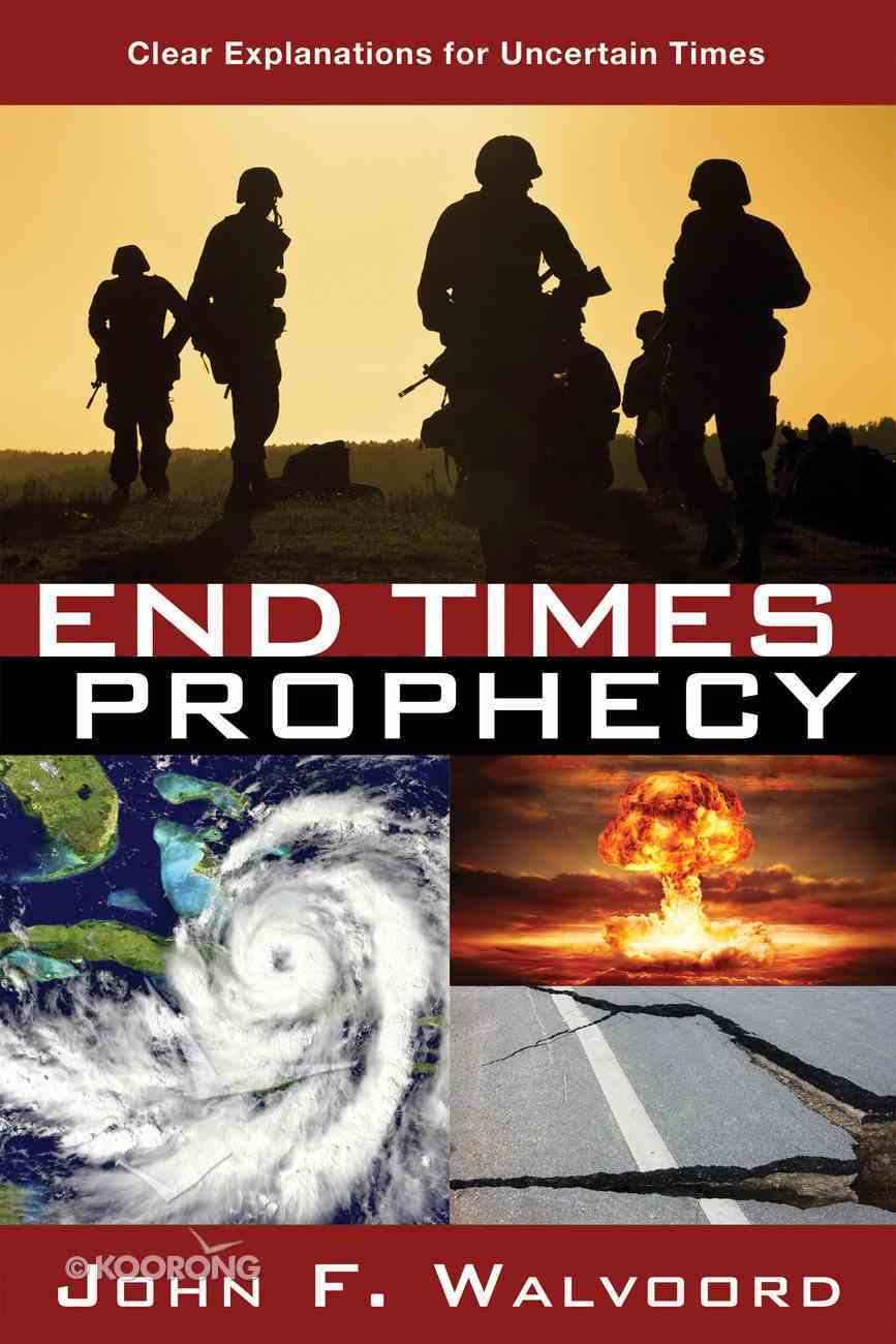 End Times Prophecy eBook
