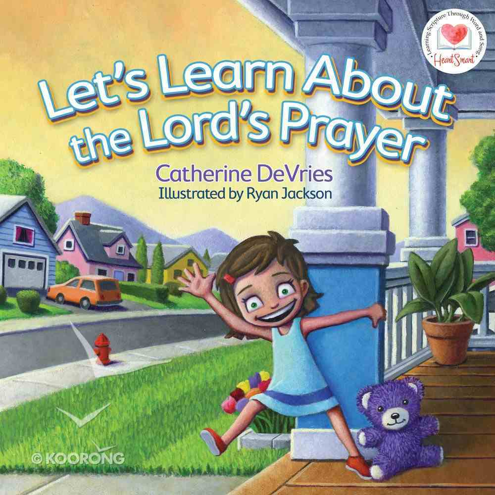 Let's Learn About the Lord's Prayer eBook