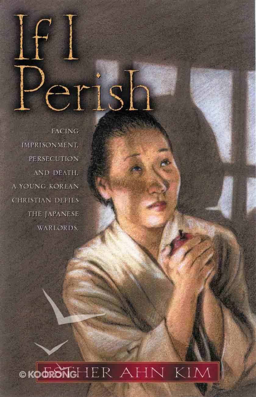 If I Perish eBook