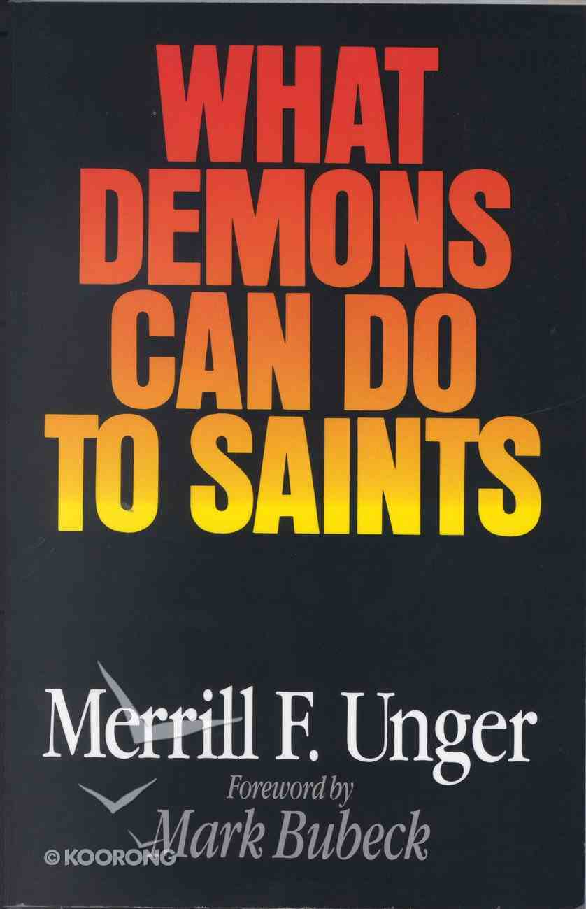 What Demons Can Do to Saints eBook