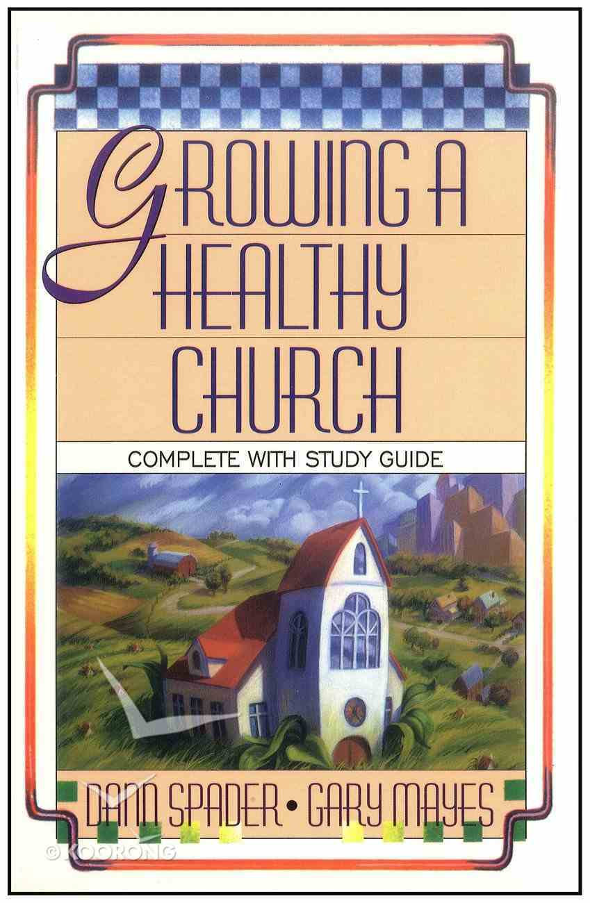 Growing a Healthy Church eBook