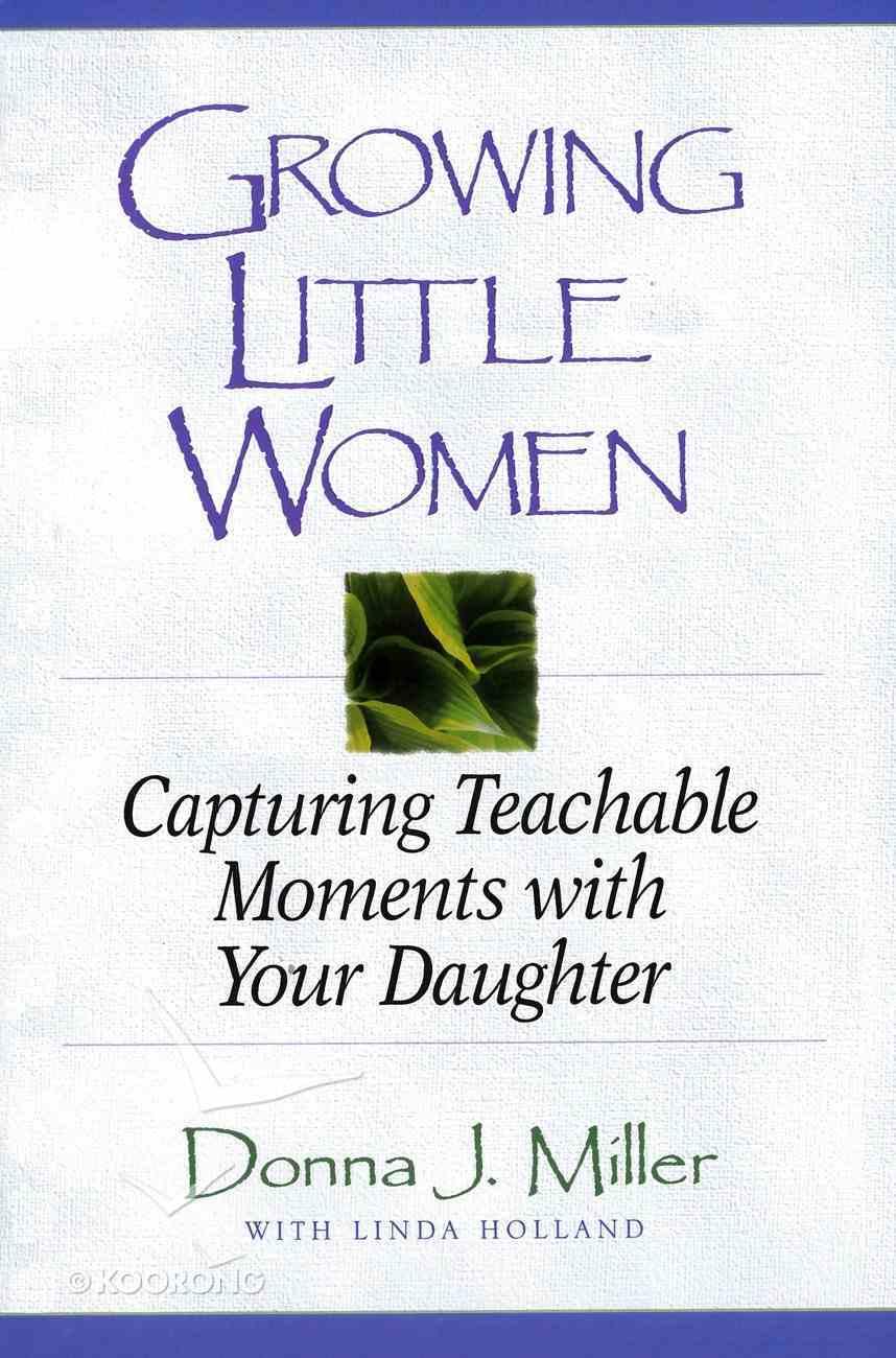 Growing Little Women eBook