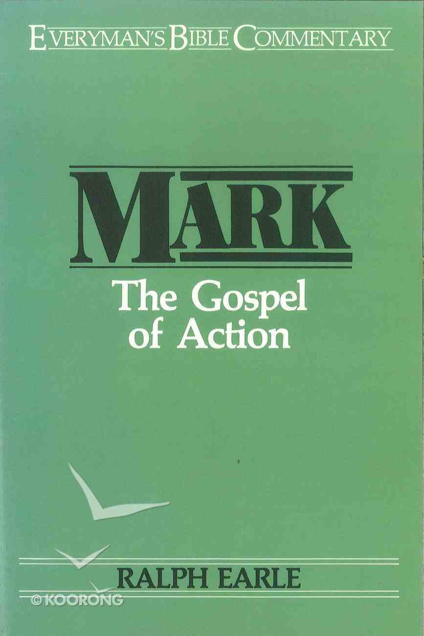 Mark (Everyman's Bible Commentary Series) eBook