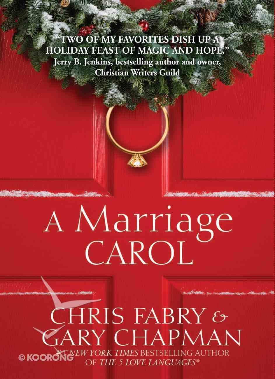 A Marriage Carol eBook