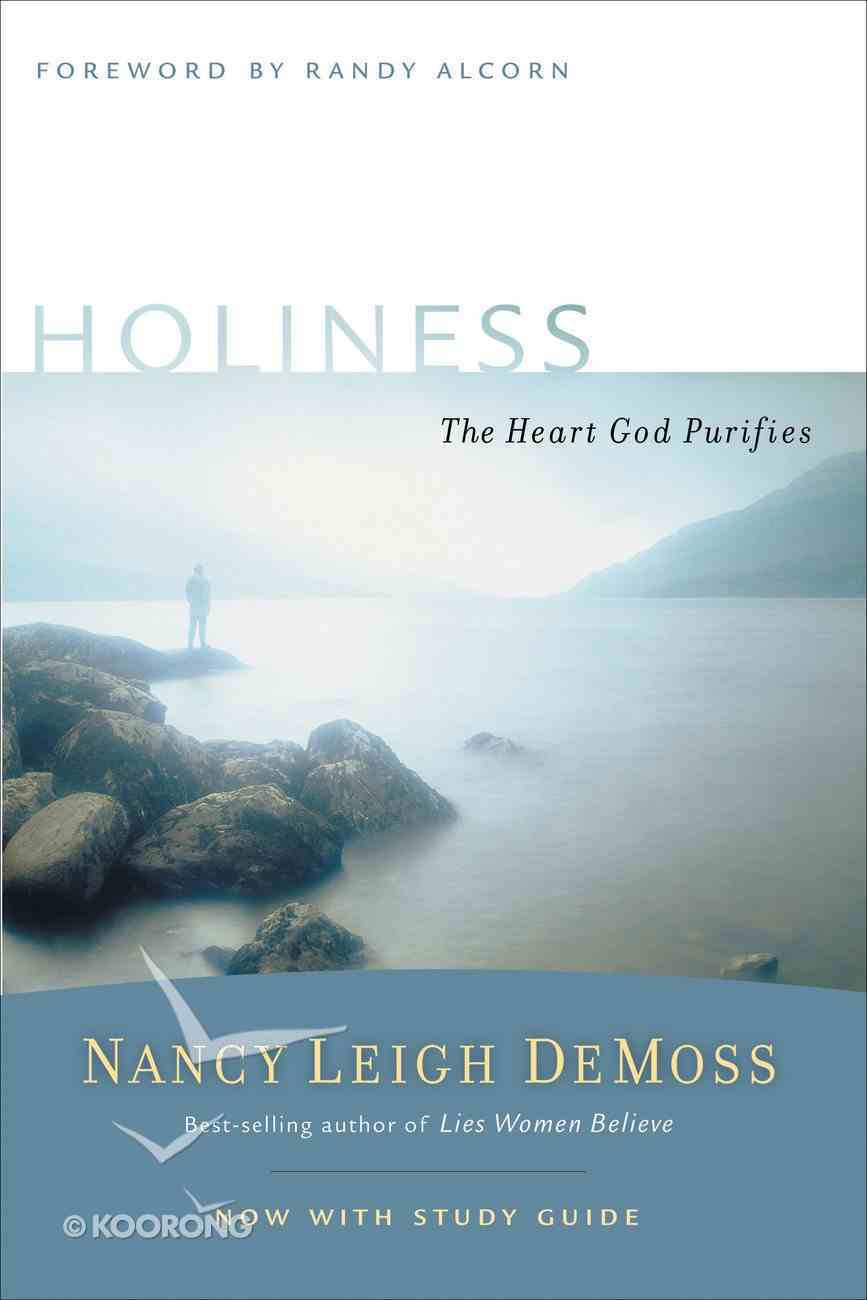 Holiness (Revive Our Hearts Series) eBook