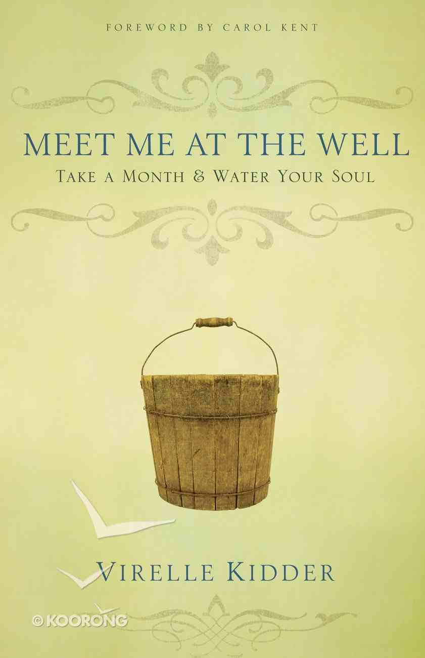 Meet Me At the Well eBook