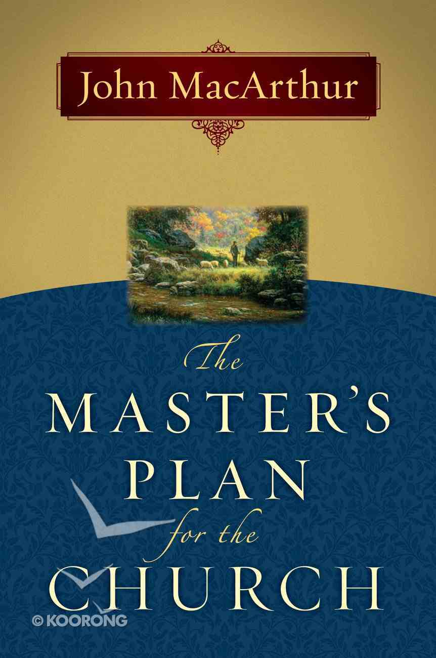 The Master's Plan For the Church eBook