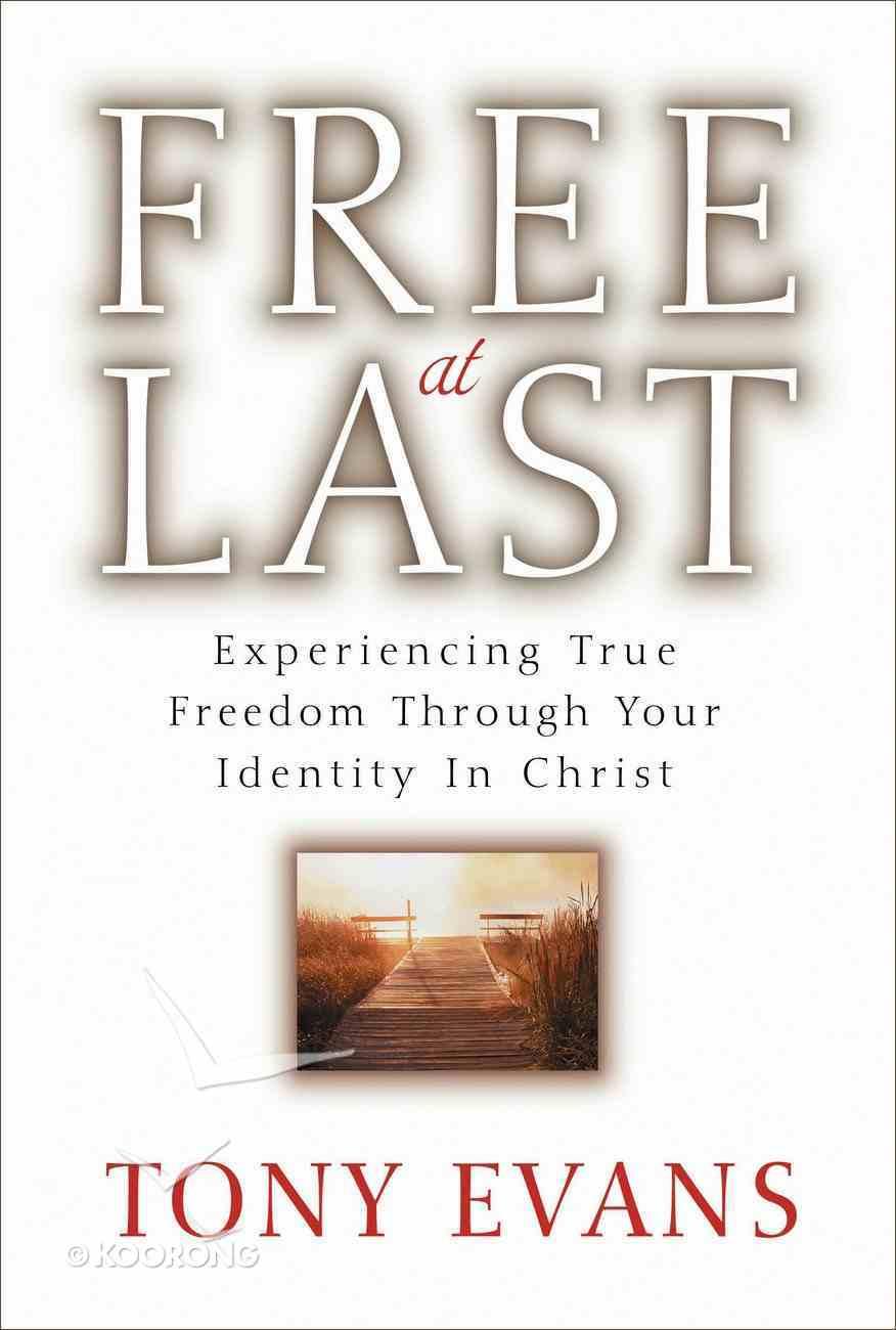 Free At Last eBook