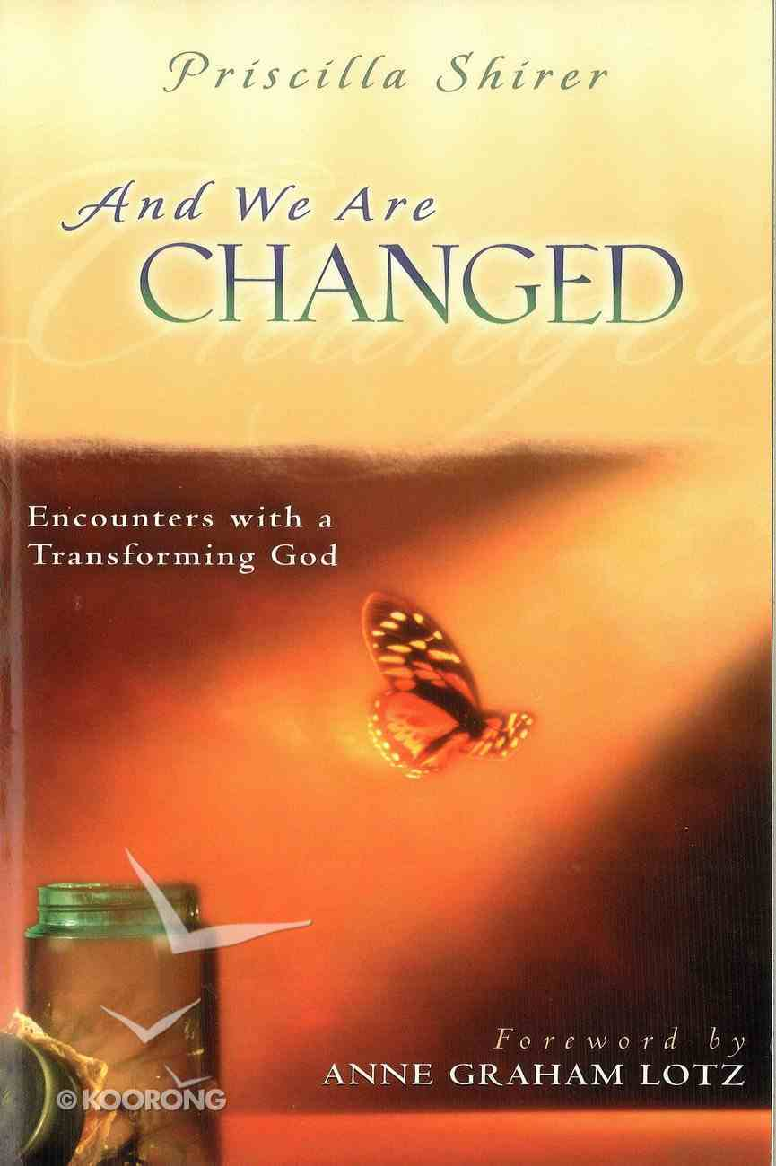 And We Are Changed eBook