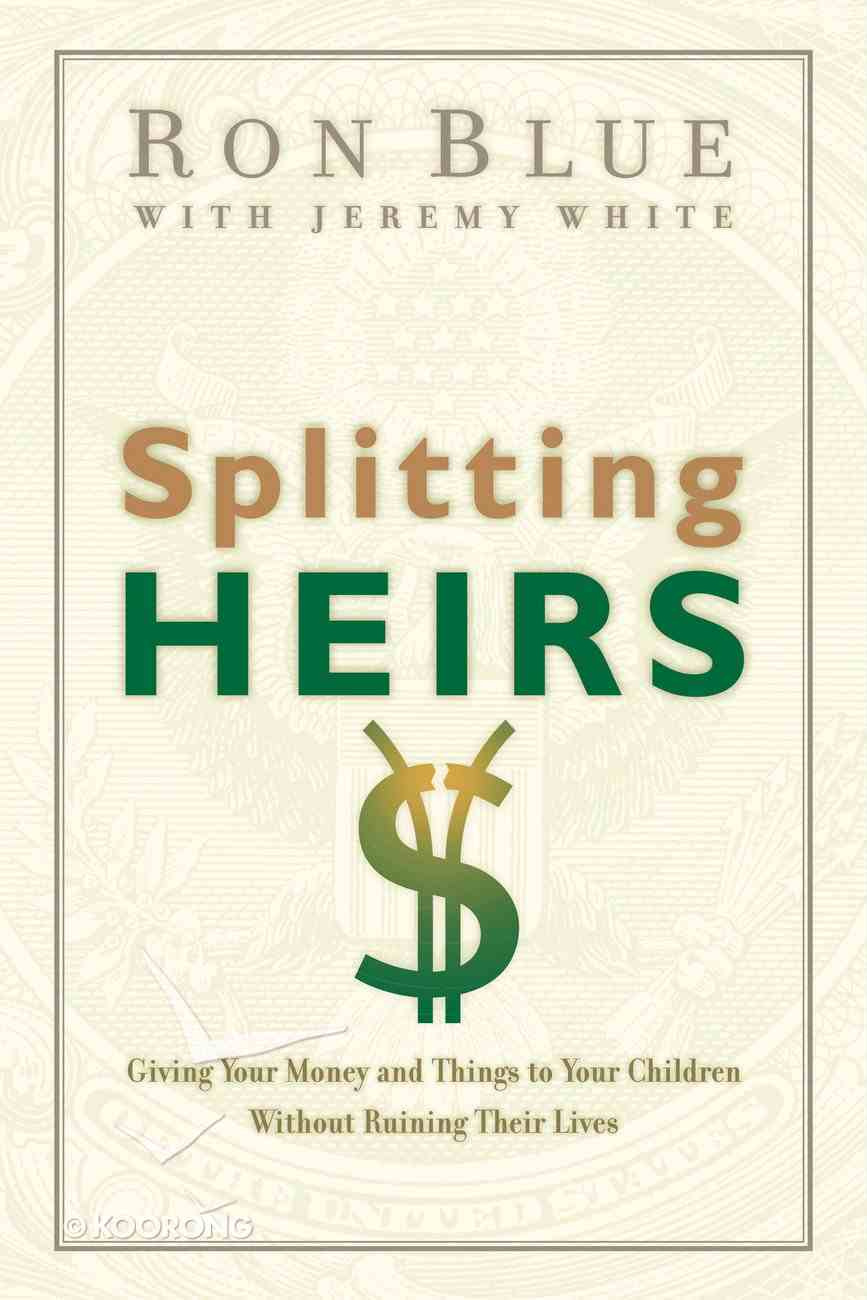 Splitting Heirs eBook