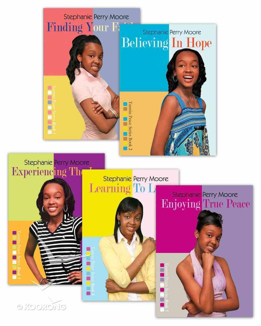 Yasmin Peace Complete Series (5 Books) (Yasmin Peace Series) eBook