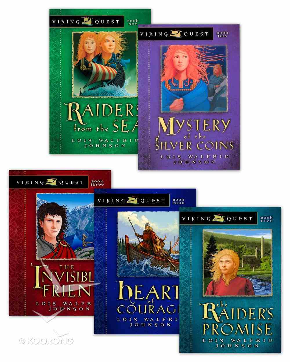 Viking Quest Series eBook