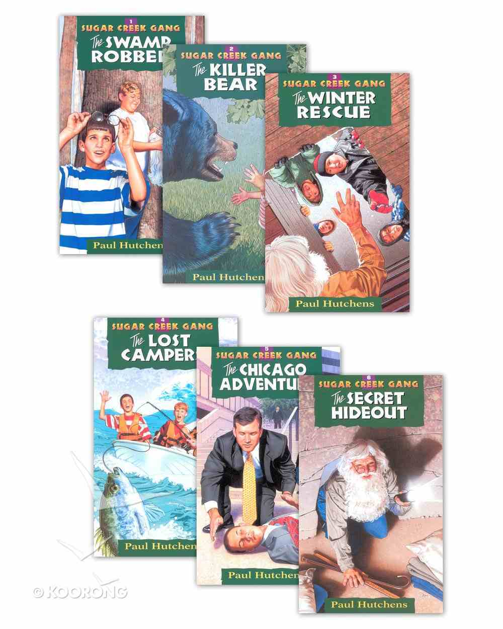 Sugar Creek Gang (1-6) (6 Volume Set) (Sugar Creek Gang Series) eBook