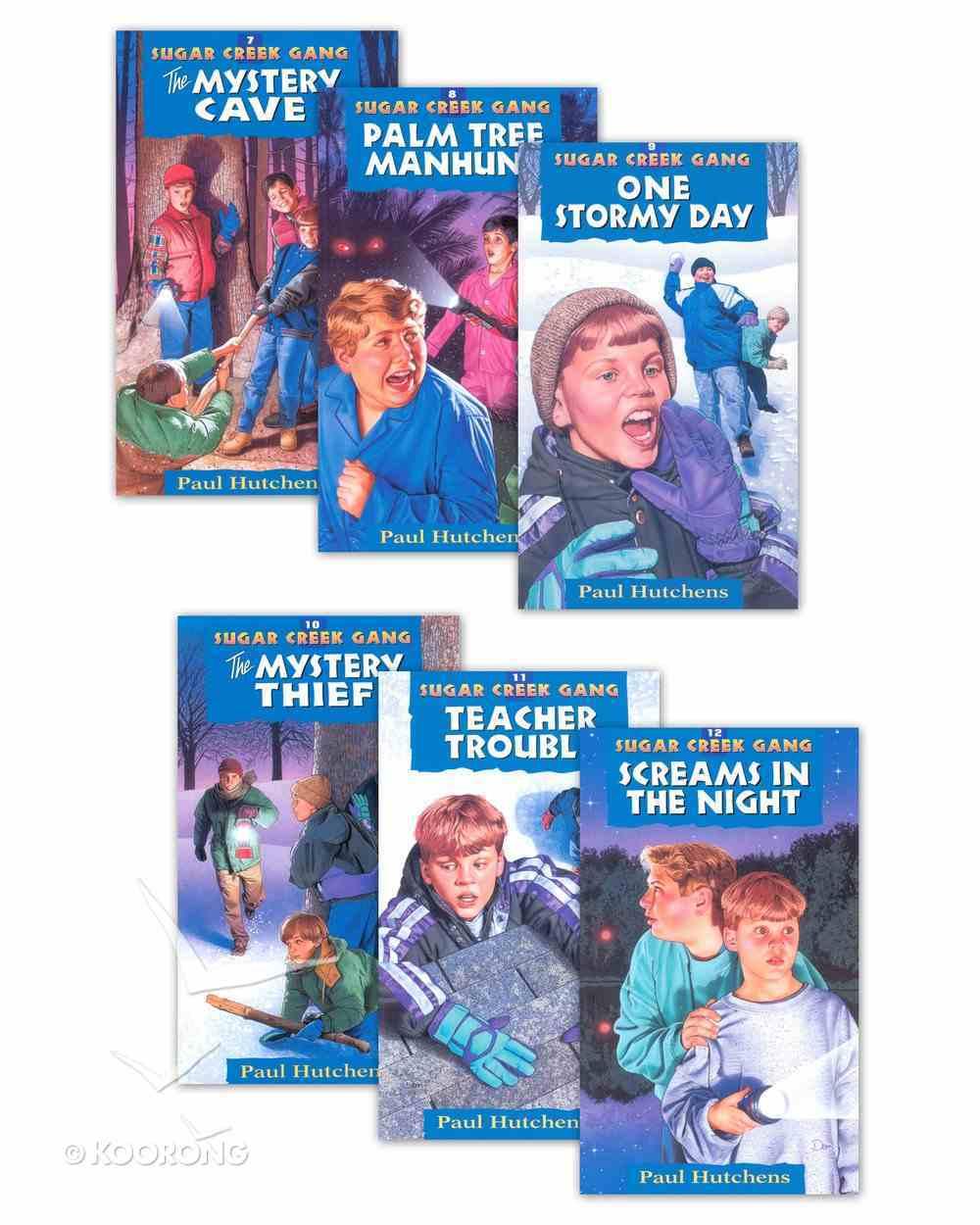 Volumes 7-12 (Sugar Creek Gang Series) eBook
