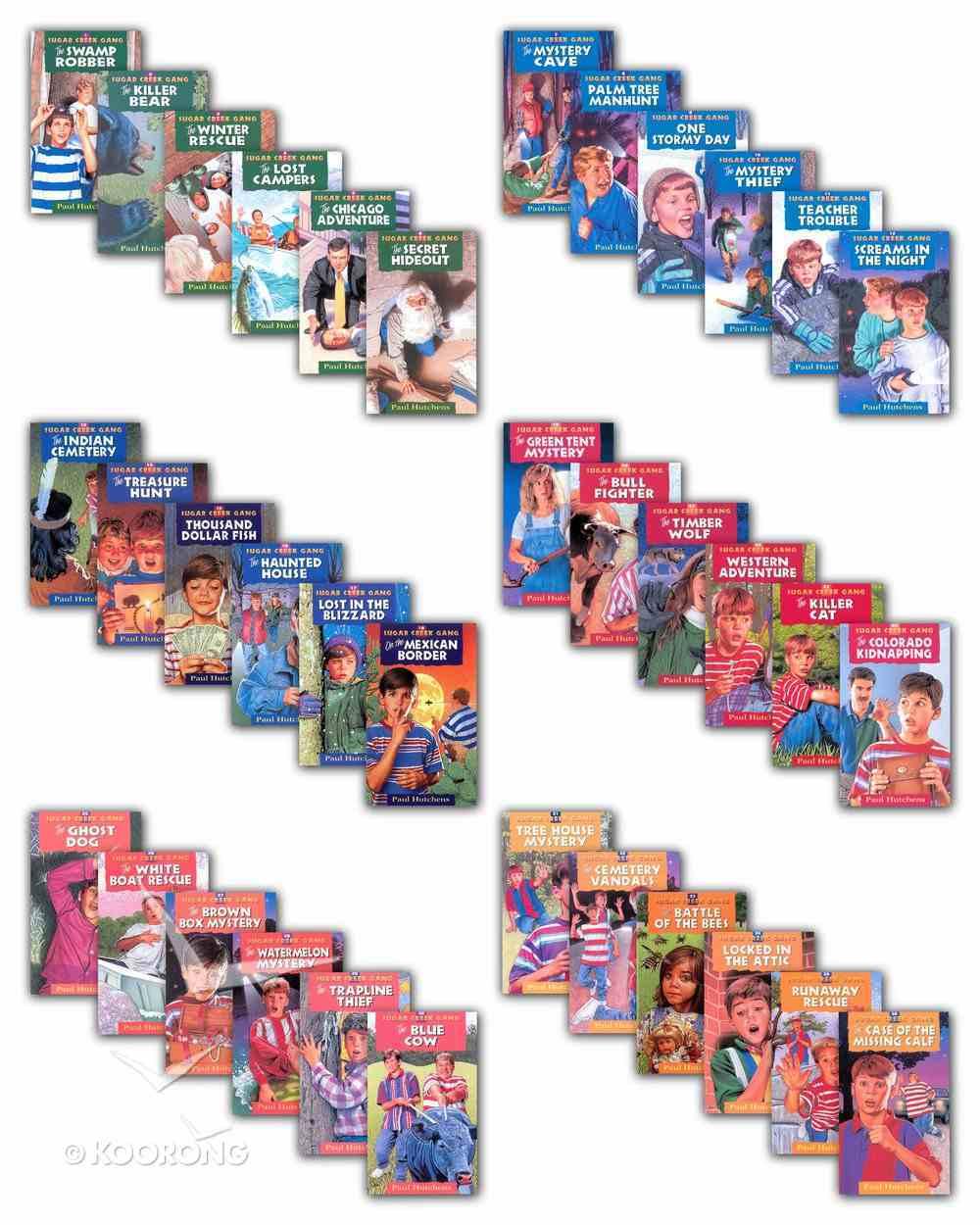 Sugar Creek Gang Series (Sugar Creek Gang Series) eBook
