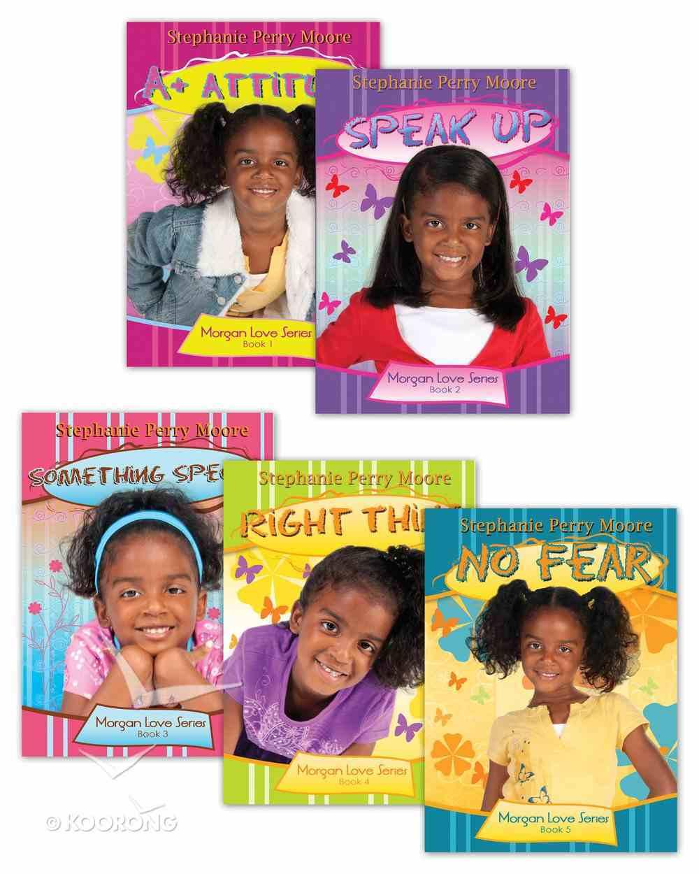 Morgan Love (Complete Set) (Morgan Love Series) eBook