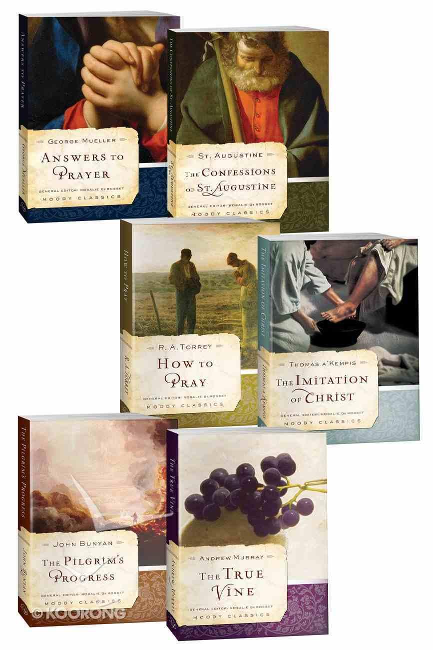 Moody Classics (Set Of 6) eBook