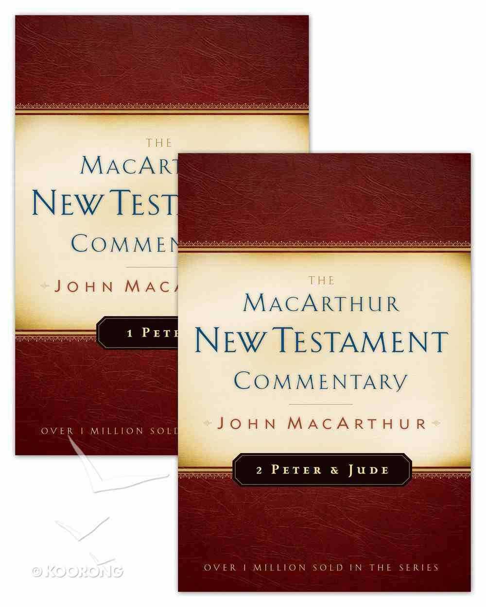 1 & 2 Peter and Jude (Macarthur New Testament Commentary Series) eBook