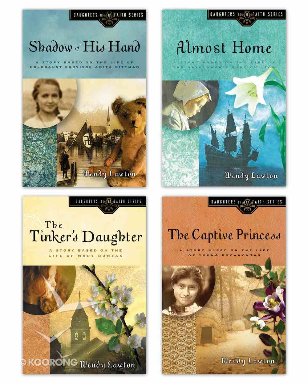 Daughters of the Faith (Books 1-4) (Daughters Of The Faith Series) eBook