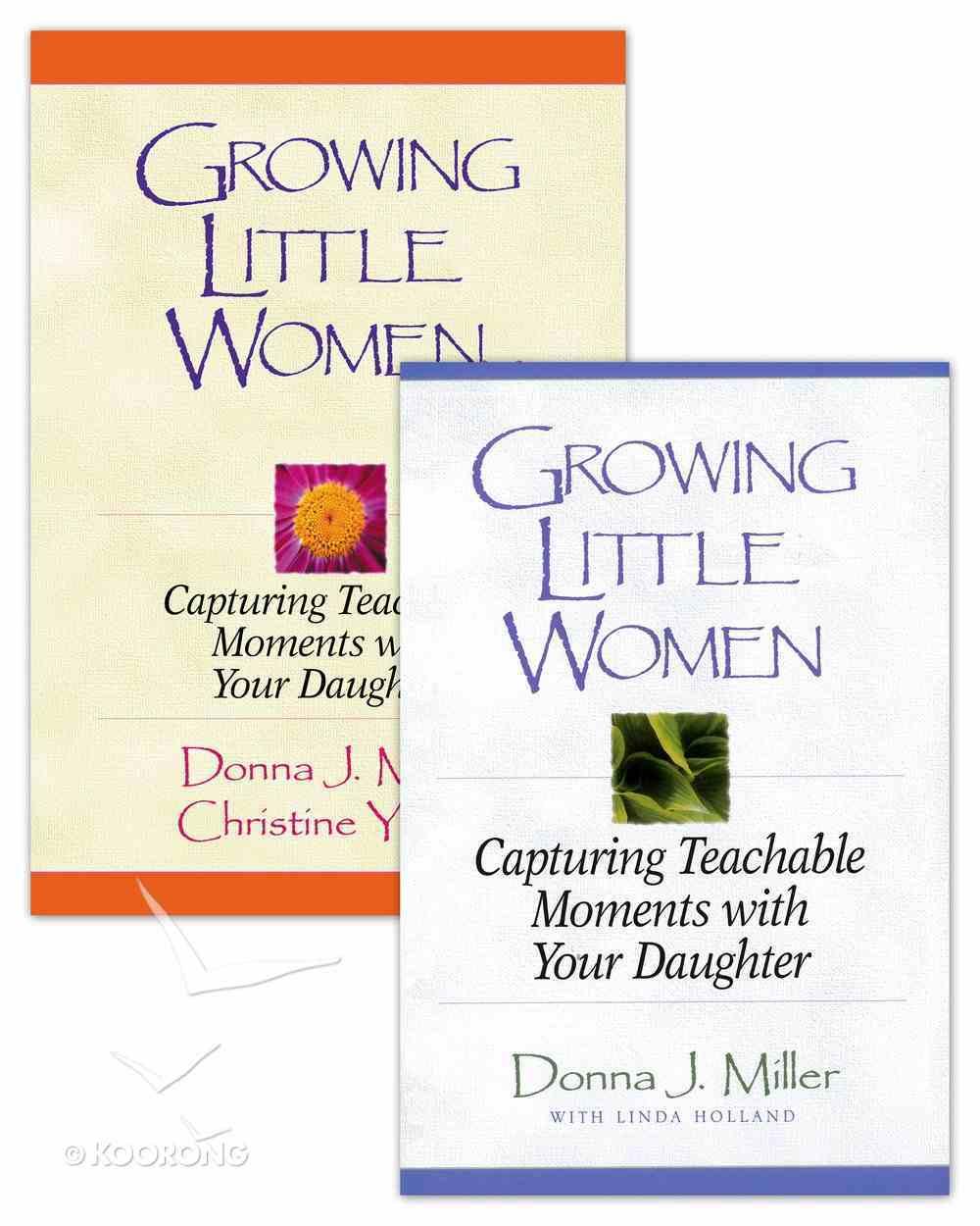 Growing Little Women/Growing Little Women For Younger Girls (Set) eBook