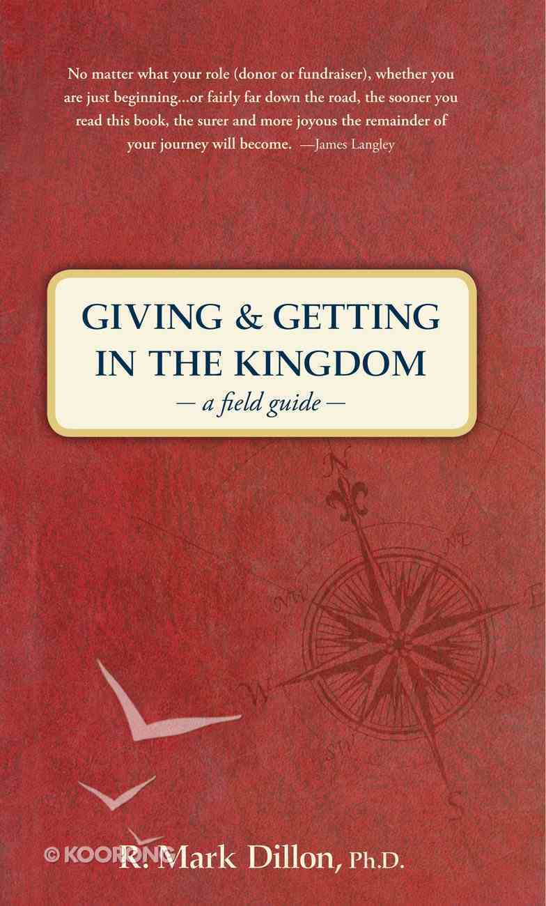 Giving and Getting in the Kingdom eBook