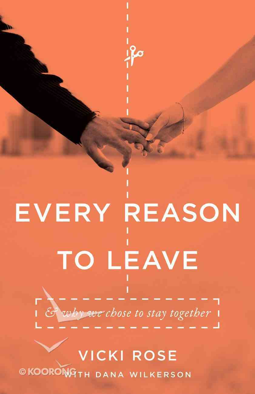 Every Reason to Leave eBook