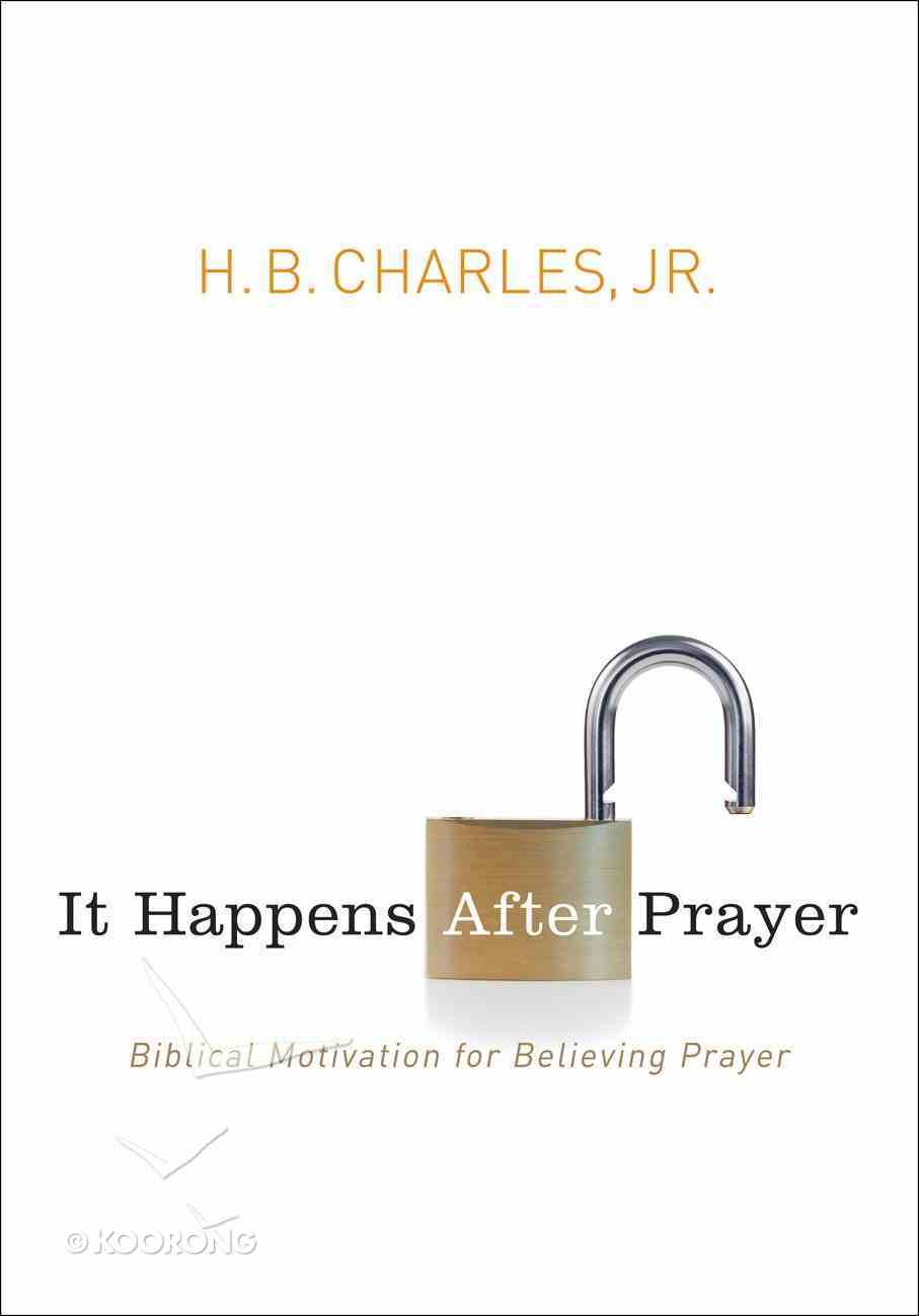 It Happens After Prayer eBook