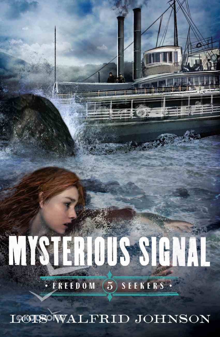 Mysterious Signal (#05 in Freedom Seekers Series) eBook