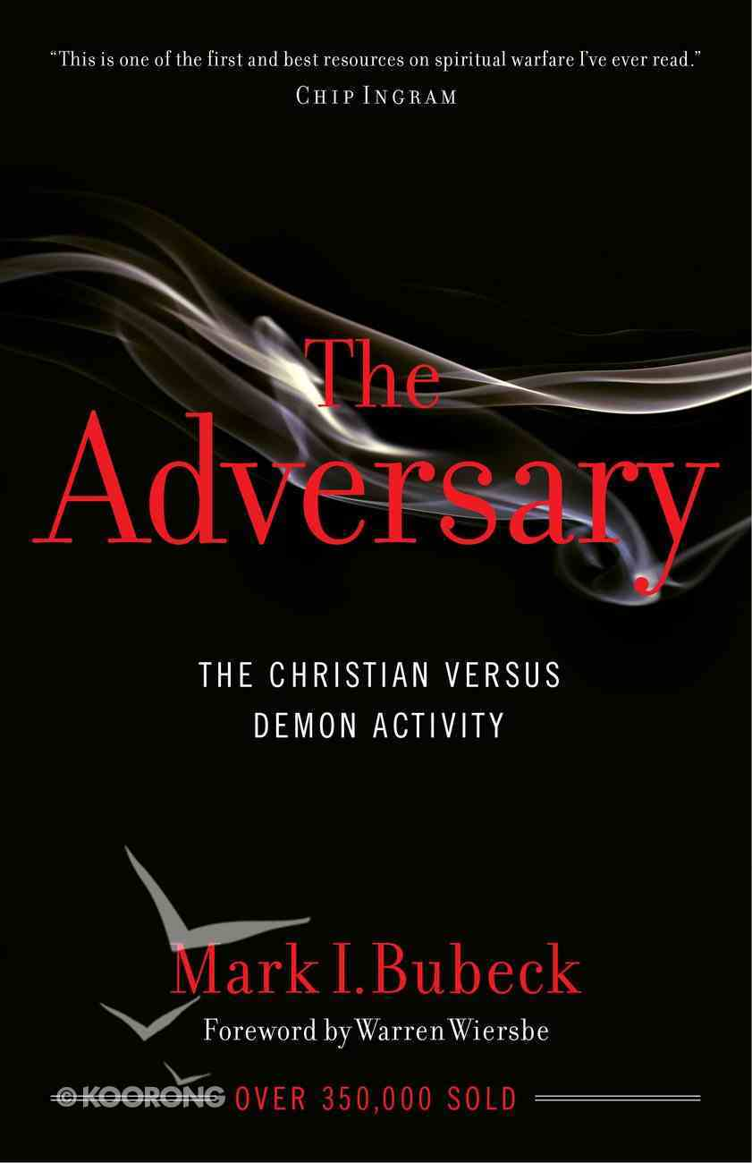 The Adversary eBook