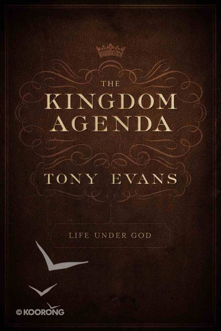 The Kingdom Agenda eBook