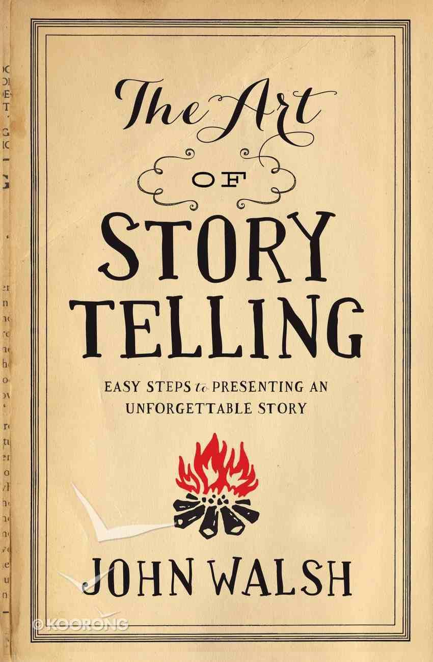 The Art of Storytelling eBook