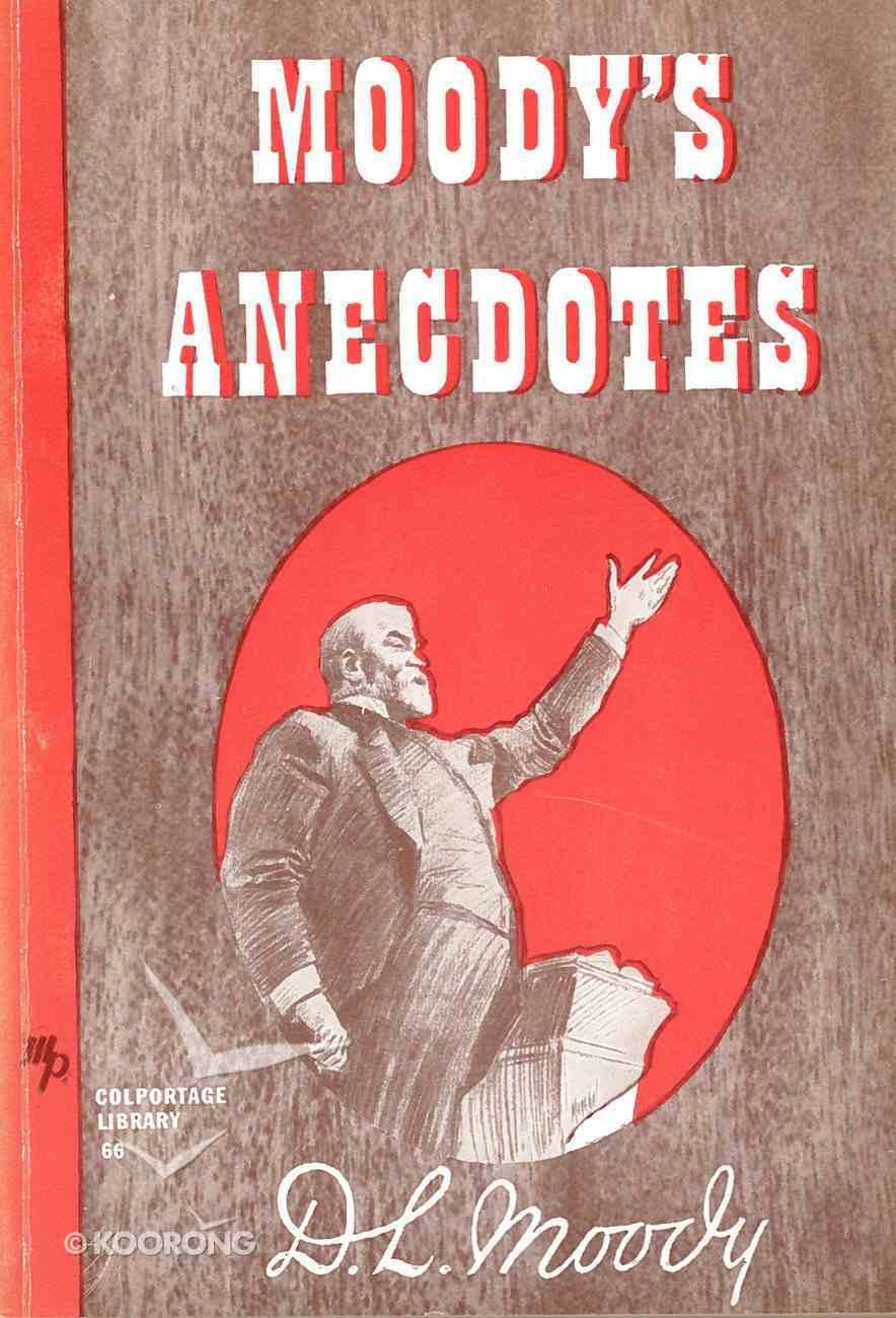 Moody's Anecdotes eBook
