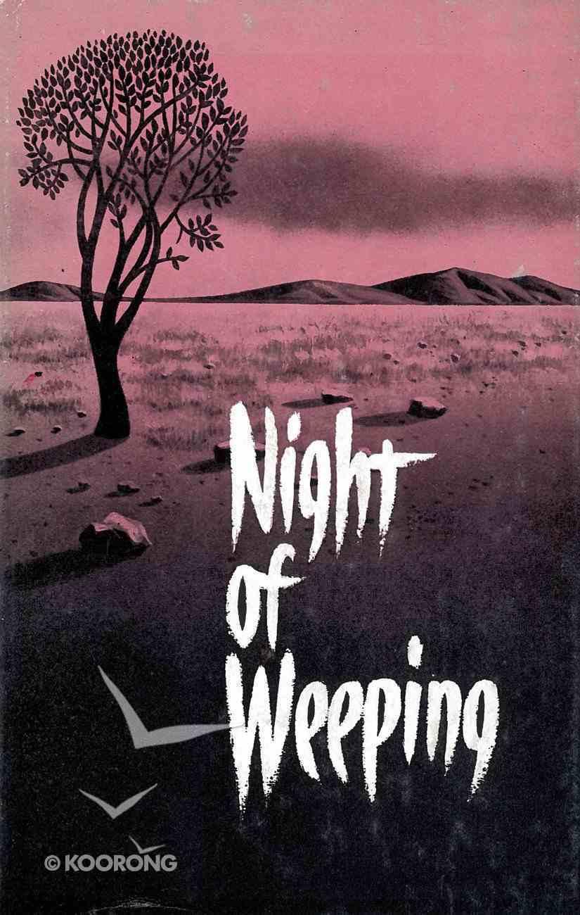 Night of Weeping eBook