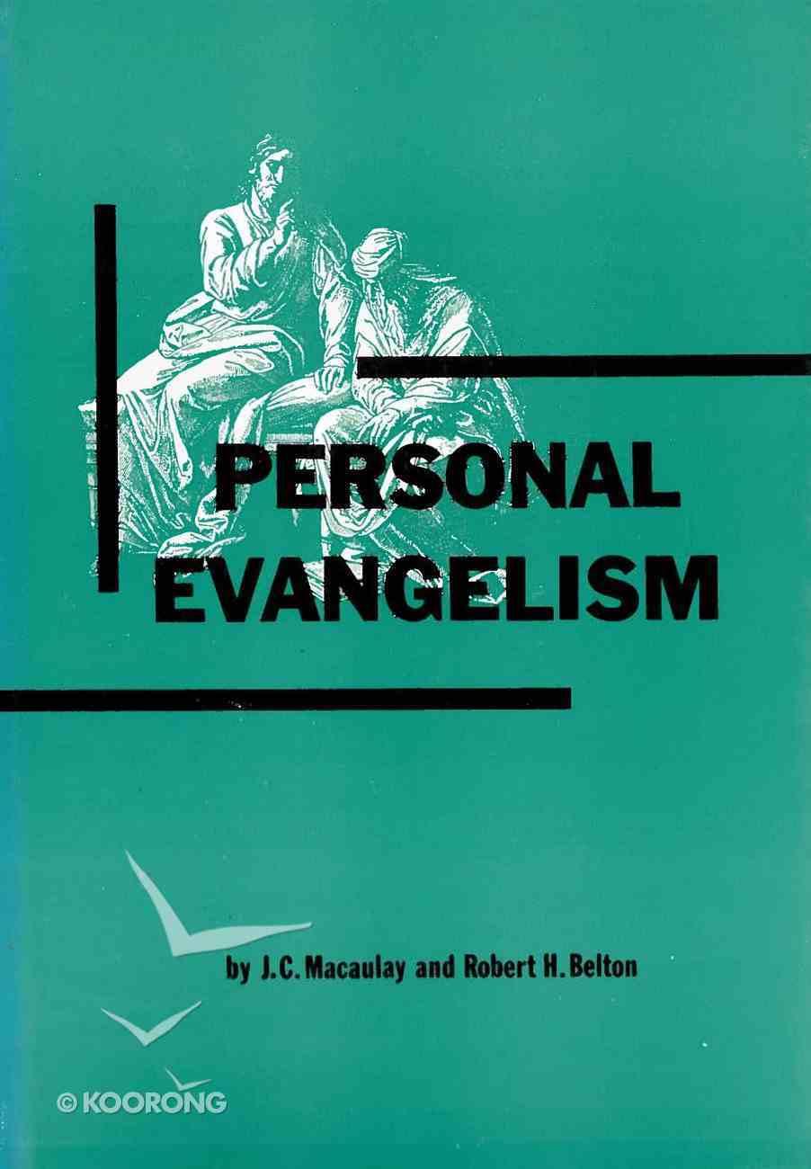 Personal Evangelism eBook