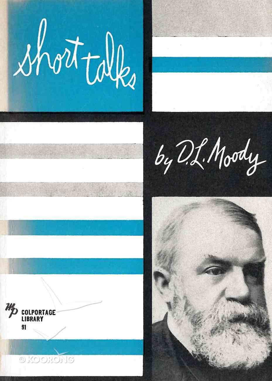 Short Talks eBook